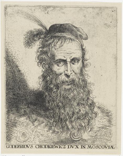 North Holland「Portrait Of Jan Karol Chodkiewicz 1560-1621」:写真・画像(18)[壁紙.com]