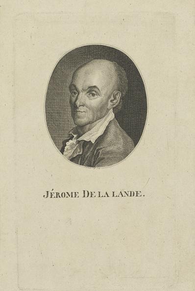 Physical Geography「Portrait Of Jerôme Lalande (1732-1807)」:写真・画像(6)[壁紙.com]