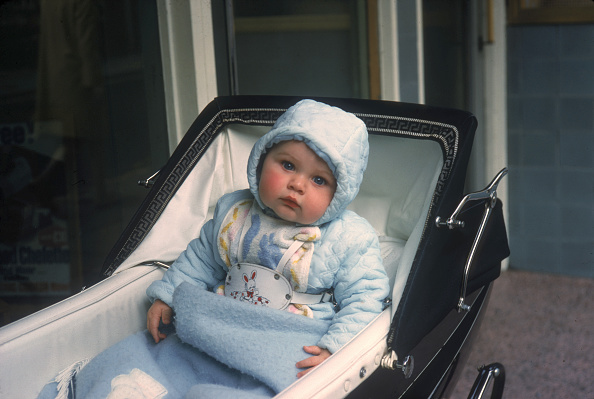 Baby Carriage「Baby In A Pram」:写真・画像(2)[壁紙.com]