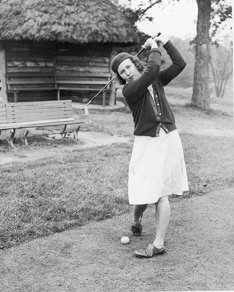 アーカイブ画像「Portrait of Betty Jameson」:写真・画像(10)[壁紙.com]