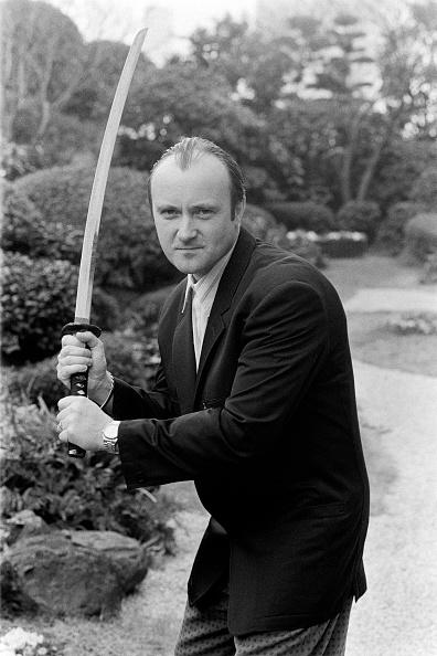 戦国武将「Phil Collins」:写真・画像(4)[壁紙.com]