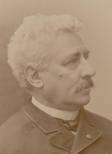 1870-1879「Portrait Of The Composer Olivier Métra (1830-1889)」:写真・画像(2)[壁紙.com]