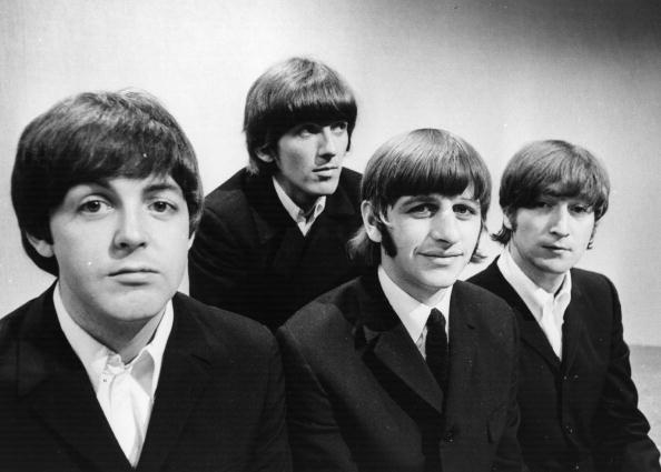 Black And White「Beatles At The BBC」:写真・画像(16)[壁紙.com]