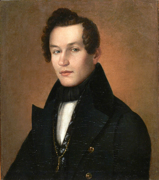 Art Product「Portrait Of The Actor Ivan Ivanovich Sosnitsky (1794-1877)」:写真・画像(15)[壁紙.com]