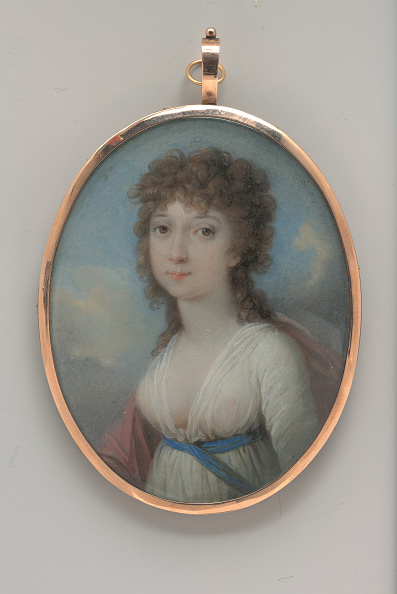 Fine Art Painting「Portrait Of A Lady」:写真・画像(3)[壁紙.com]