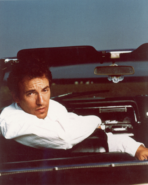 1980-1989「Bruce Springsteen In Convertible 」:写真・画像(9)[壁紙.com]