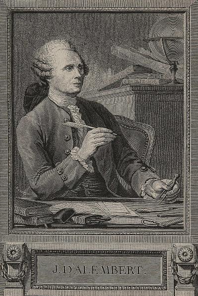 Etching「Portrait Of Jean Le Rond D'Alembert (1717-1783)」:写真・画像(19)[壁紙.com]