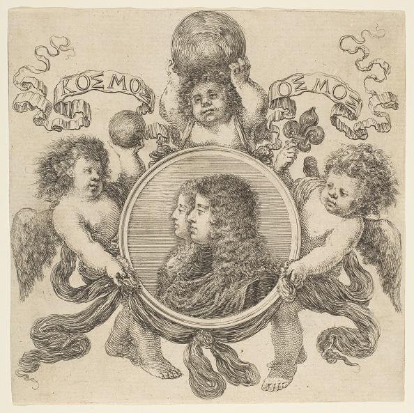 Grand Duke「Portrait Of Cosimo De Medici And Marguerite Louise Dorleans」:写真・画像(14)[壁紙.com]