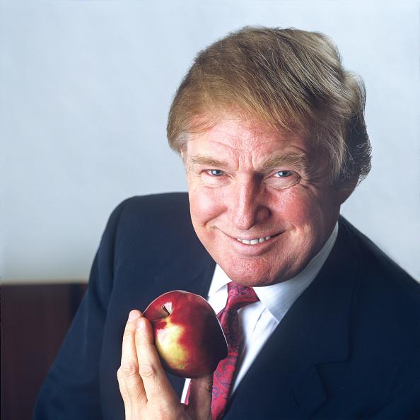 笑顔「Donald J. Trump, Taking Over The Big Apple」:写真・画像(3)[壁紙.com]