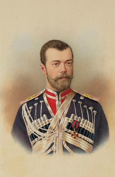 Arts Culture and Entertainment「Portrait Of Emperor Nicholas Ii (1868-1918)」:写真・画像(2)[壁紙.com]