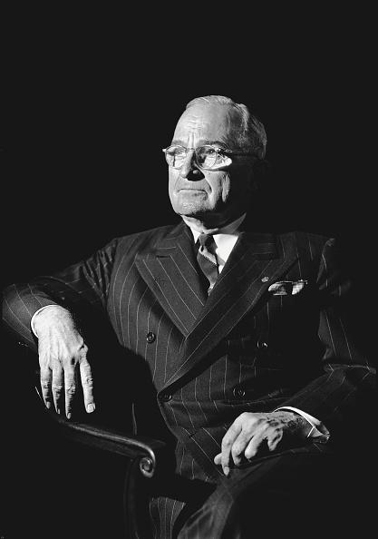 Harry Truman「Portrait Of President Truman」:写真・画像(16)[壁紙.com]