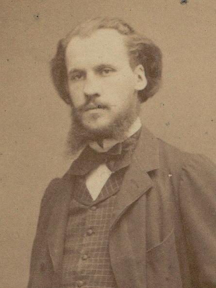 1870-1879「Portrait Of The Composer Charles Lenepveu (1840-1910)」:写真・画像(5)[壁紙.com]