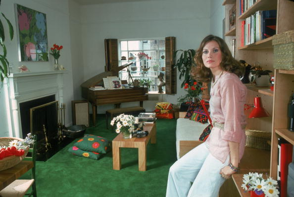Swedish Culture「Portrait Of Maud Adams」:写真・画像(1)[壁紙.com]