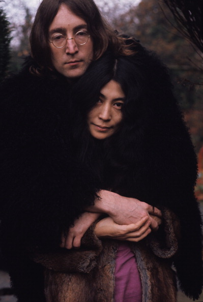 ジョン・レノン「Lennon and Ono Outdoors」:写真・画像(15)[壁紙.com]