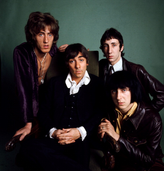 The Who「The Who」:写真・画像(2)[壁紙.com]