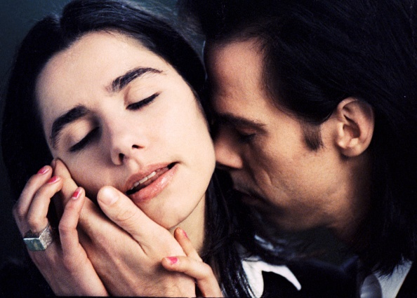 Dave Tonge「Nick Cave And PJ Harvey」:写真・画像(12)[壁紙.com]