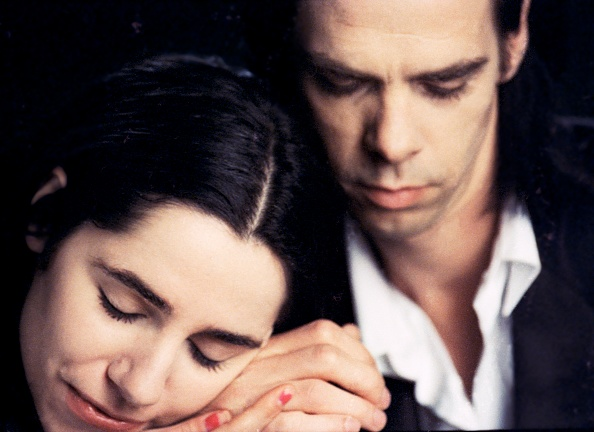 Dave Tonge「Nick Cave And PJ Harvey」:写真・画像(5)[壁紙.com]