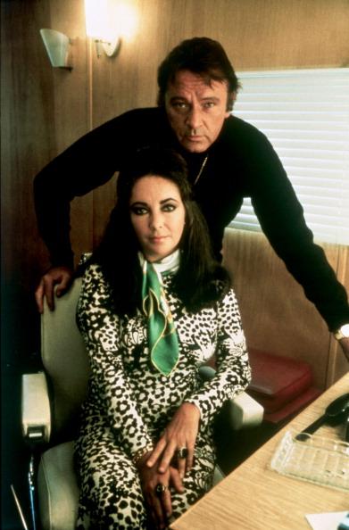 Photoshot「Richard Burton & Elizabeth Taylor」:写真・画像(7)[壁紙.com]