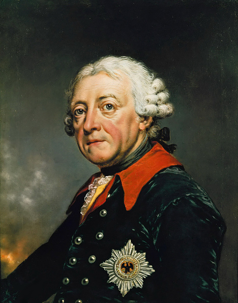 Prussia「Portrait Of Frederick Ii Of Prussia 1712-1786」:写真・画像(14)[壁紙.com]