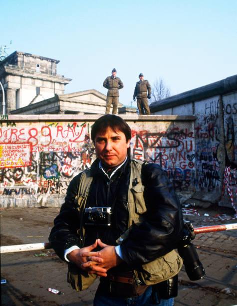 Tom Stoddart At The Berlin Wall:ニュース(壁紙.com)