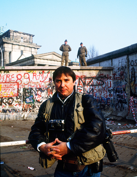 Tom Stoddart Archive「Tom Stoddart At The Berlin Wall」:写真・画像(0)[壁紙.com]