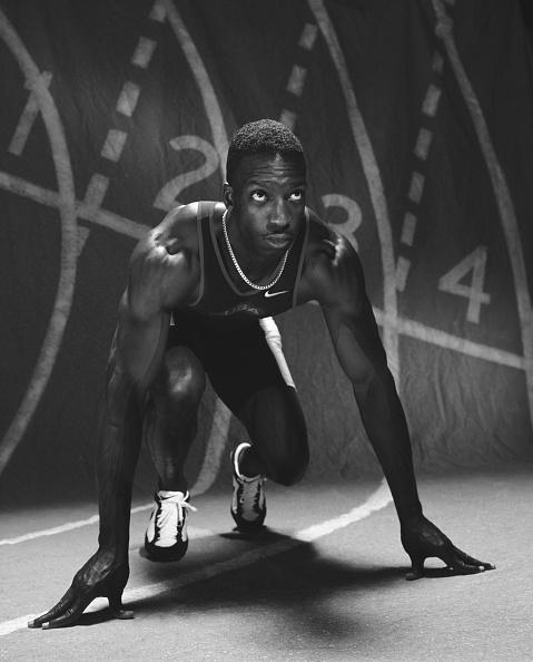 世界選手権「Michael Johnson」:写真・画像(14)[壁紙.com]