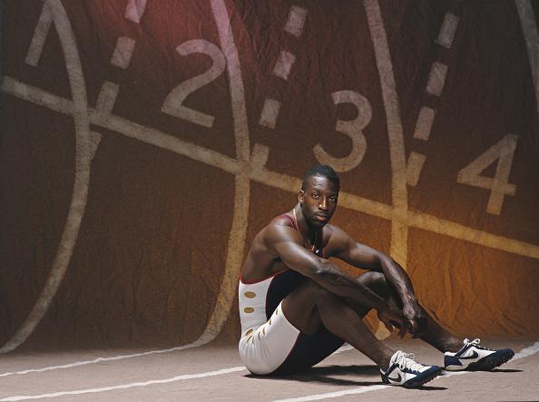 Sprinting「Michael Johnson」:写真・画像(0)[壁紙.com]