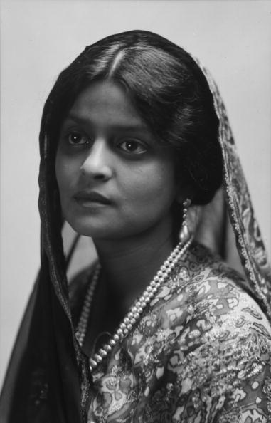 Indian Subcontinent Ethnicity「Portrait Of Indira Devi」:写真・画像(0)[壁紙.com]