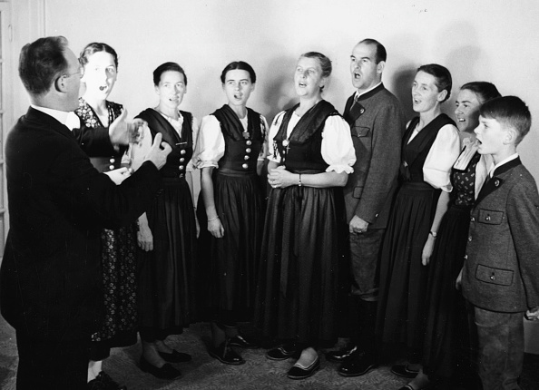 Family「The Von Trapp Family」:写真・画像(4)[壁紙.com]