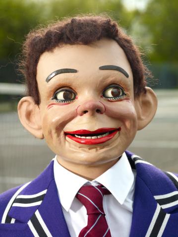 Ventriloquist's Dummy「Portrait of Ventriloquist doll with suit」:スマホ壁紙(13)