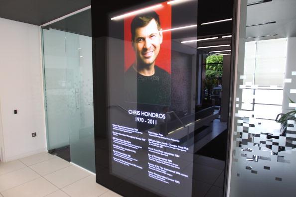 Chris Hondros「Getty Images Staff Observe Remembrance For Colleague Chris Hondros」:写真・画像(11)[壁紙.com]