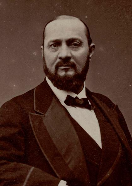 1870-1879「Portrait Of The Opera Singer Enrico Tamberlik (1820-1889)」:写真・画像(11)[壁紙.com]