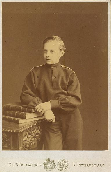 Grand Duke「Portrait Of Grand Duke Constantine Constantinovich Of Russia (1858-1915)」:写真・画像(19)[壁紙.com]