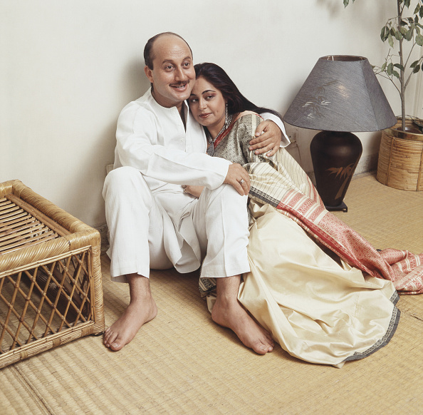 Indian Subcontinent Ethnicity「Anupam Kher And Kiron Kher」:写真・画像(4)[壁紙.com]