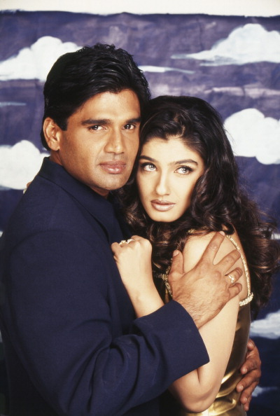 Indian Subcontinent Ethnicity「Sunil Shetty And Raveena Tandon」:写真・画像(14)[壁紙.com]