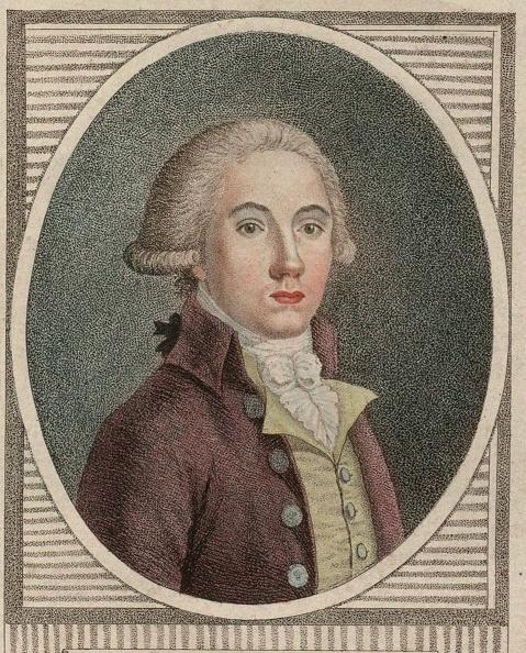 France「Portrait Of Antoine-Pierre-Joseph-Marie Barnave 1761-1793」:写真・画像(17)[壁紙.com]
