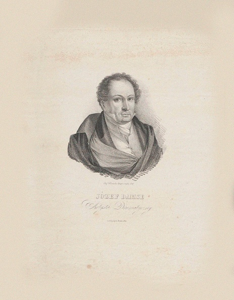 Neo-Classical「Portrait Of The Composer Józef Damse (1789-1852)」:写真・画像(17)[壁紙.com]
