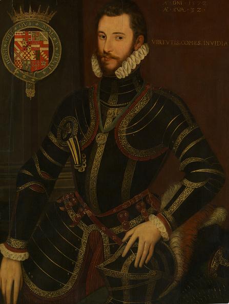 Elizabethan Style「Portrait Of Walter Devereux (1539-1576)」:写真・画像(0)[壁紙.com]
