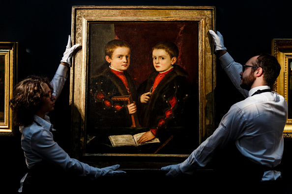Classical Style「Sotheby's London Old Masters Sale」:写真・画像(12)[壁紙.com]