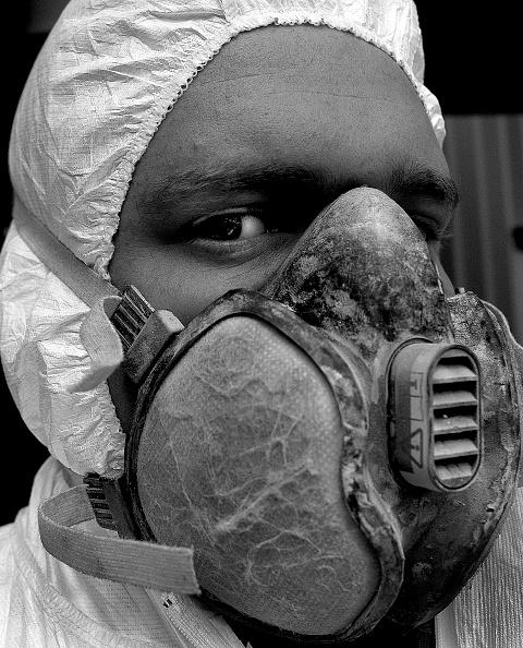 Spray「Portrait of Sprayer, Terminal 5, Heathrow Airport Construction, London, UK」:写真・画像(9)[壁紙.com]