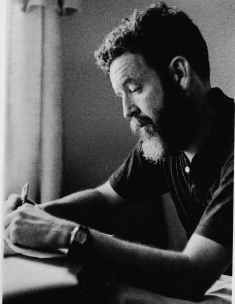 Shirt「Portrait Of Randall Jarrell At Work」:写真・画像(4)[壁紙.com]
