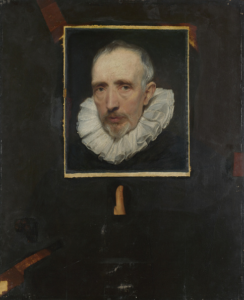 Sir Anthony Van Dyck「Portrait Of Cornelis Van Der Geest」:写真・画像(10)[壁紙.com]