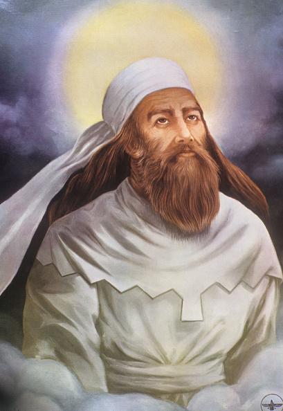 Religious Icon「Zarathustra Portrait」:写真・画像(9)[壁紙.com]