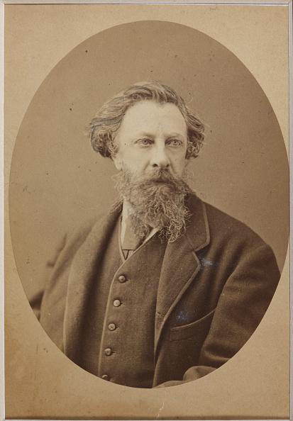 1870-1879「Portrait Of The Author Count Aleksey Konstantinovich Tolstoy 1817-1875」:写真・画像(12)[壁紙.com]