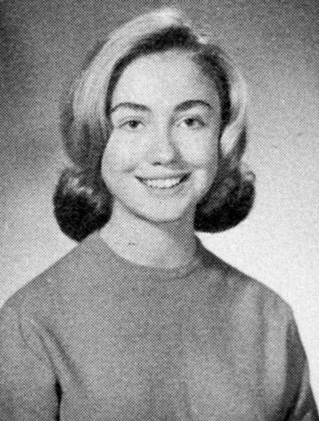 High School「Hillary Rodham Clinton 1965 」:写真・画像(19)[壁紙.com]
