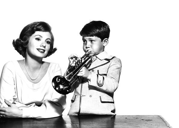 トランペット「Shirley Jones And Ron Howard In 'The Music Man'」:写真・画像(14)[壁紙.com]
