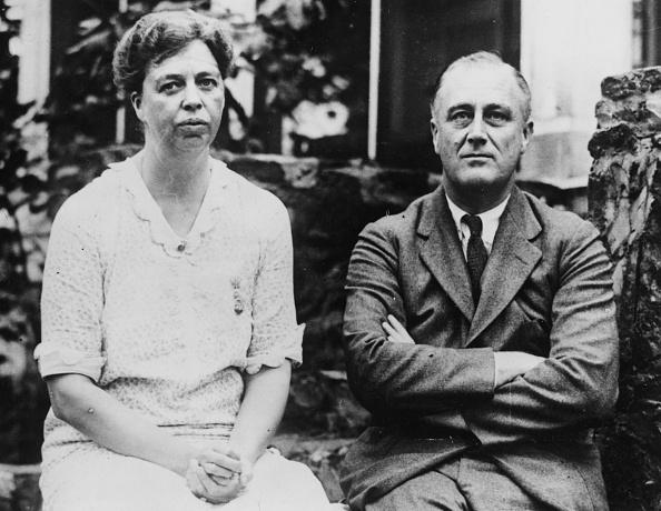 Franklin Roosevelt「Franklin D And Eleanor Roosevelt」:写真・画像(19)[壁紙.com]