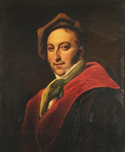 Entertainment Occupation「Portrait Of The Composer Gioachino Antonio Rossini (1792-1868)  Creator: Anonymous」:写真・画像(17)[壁紙.com]