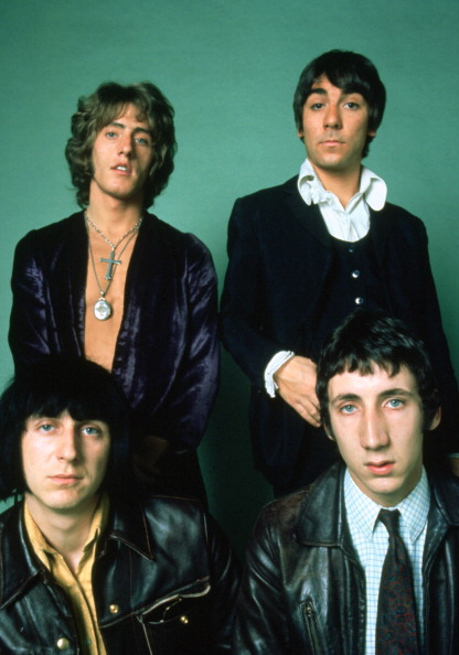 The Who「The Who」:写真・画像(15)[壁紙.com]