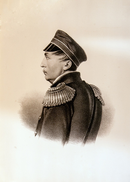 Chromolithograph「Portrait Of The Admiral Pavel Stepanovich Nakhimov (1802-1855)」:写真・画像(14)[壁紙.com]